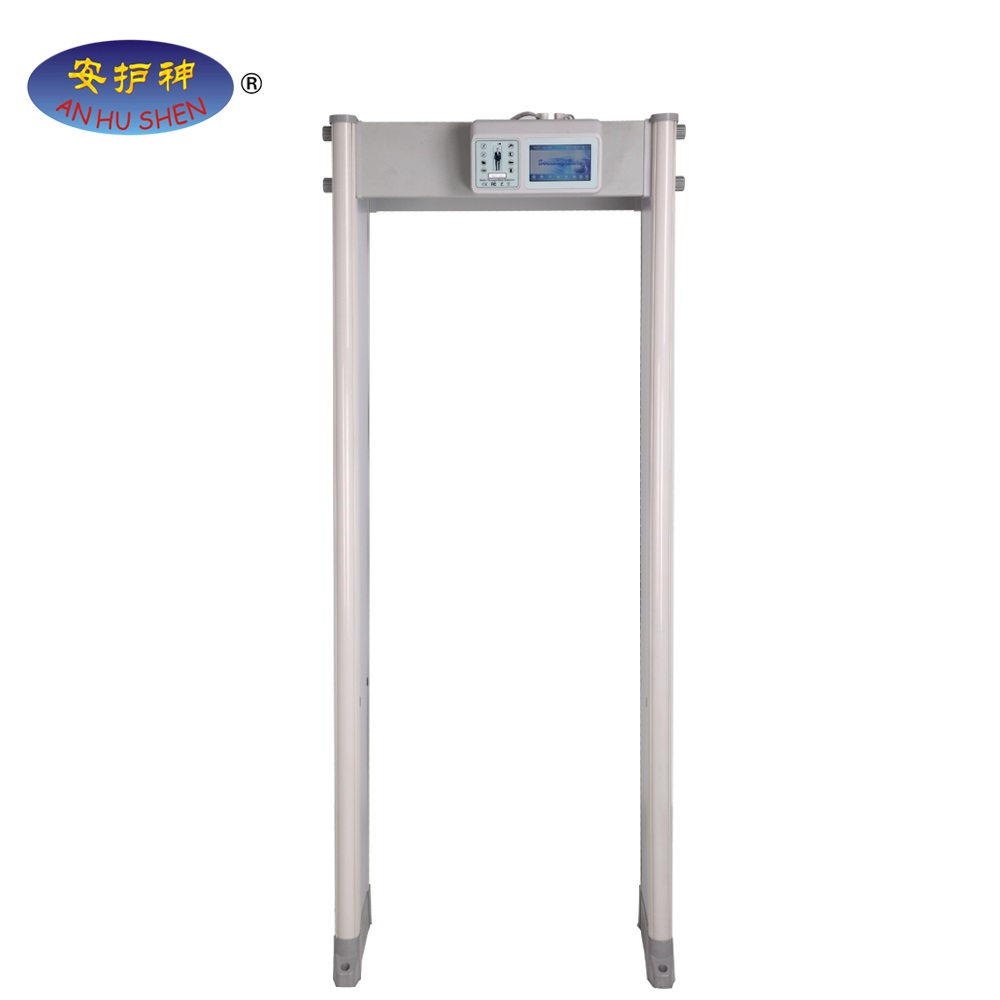 18 zones uzo nche n'ọnụ ụzọ ámá Walkthrough metal detector