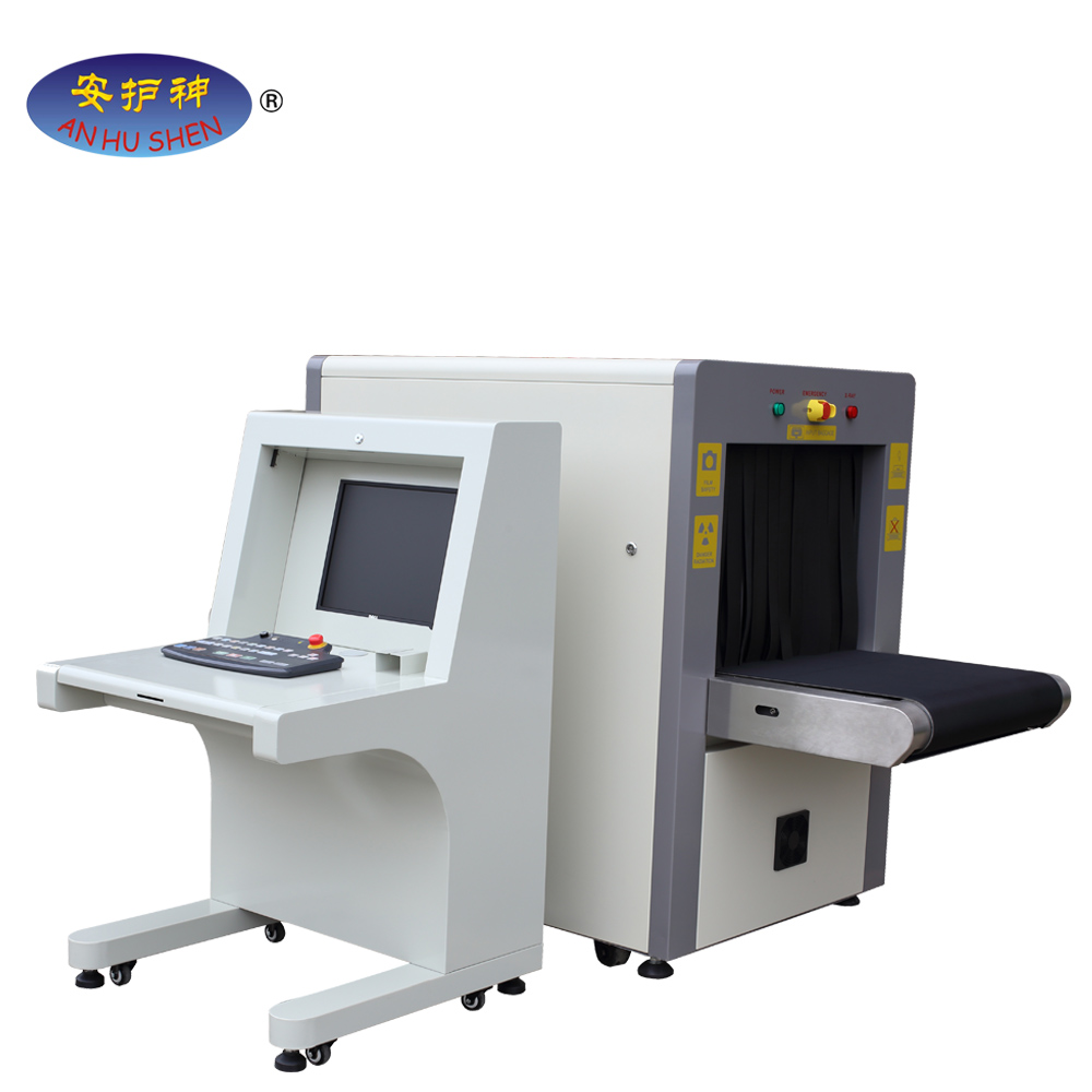 160KV generator x-ray baggage scanning machine