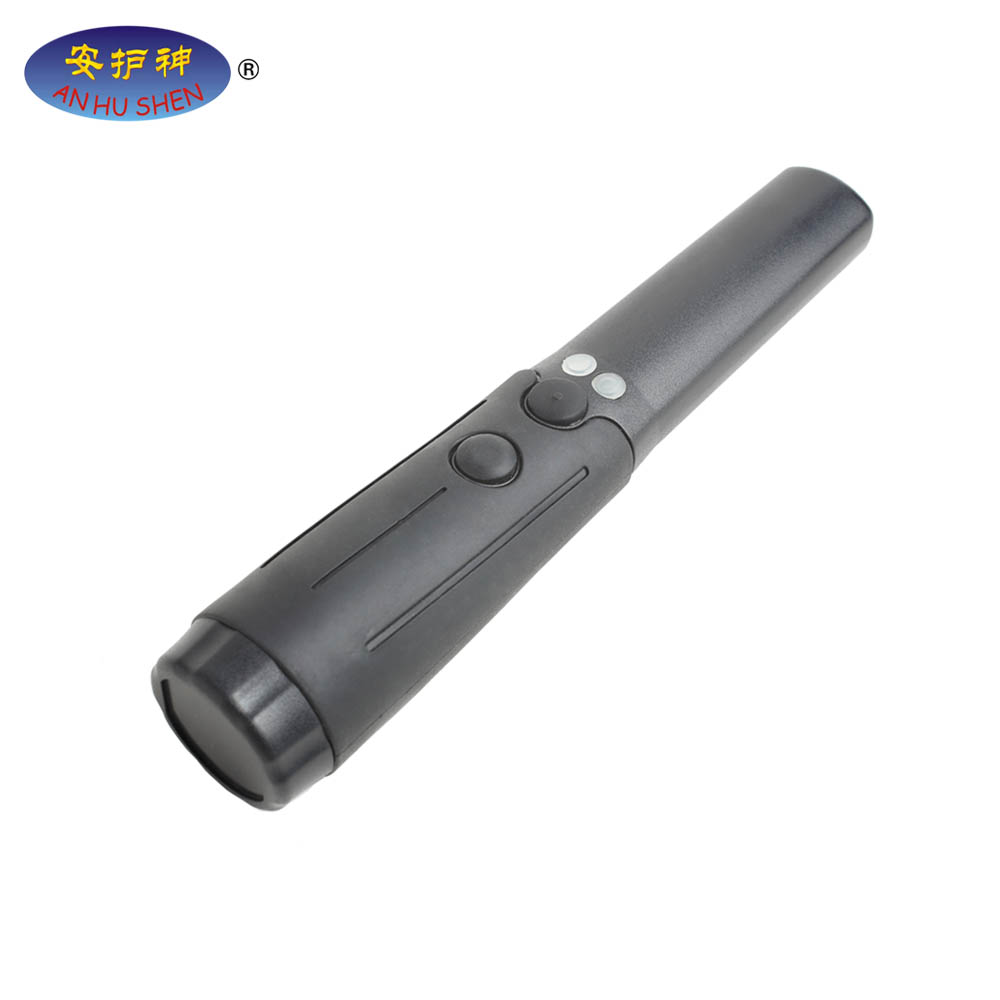 high accuracy metal detector hand held metal detector, lcd screen handheld metal detector