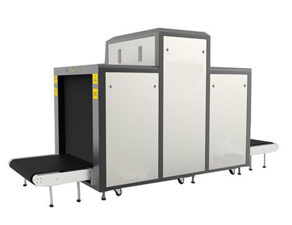 big size x-ray baggage scanner