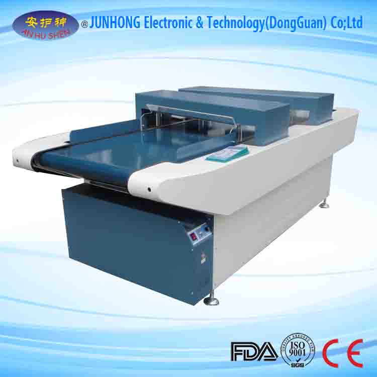 Double Detection Head Industrial Needle Detector