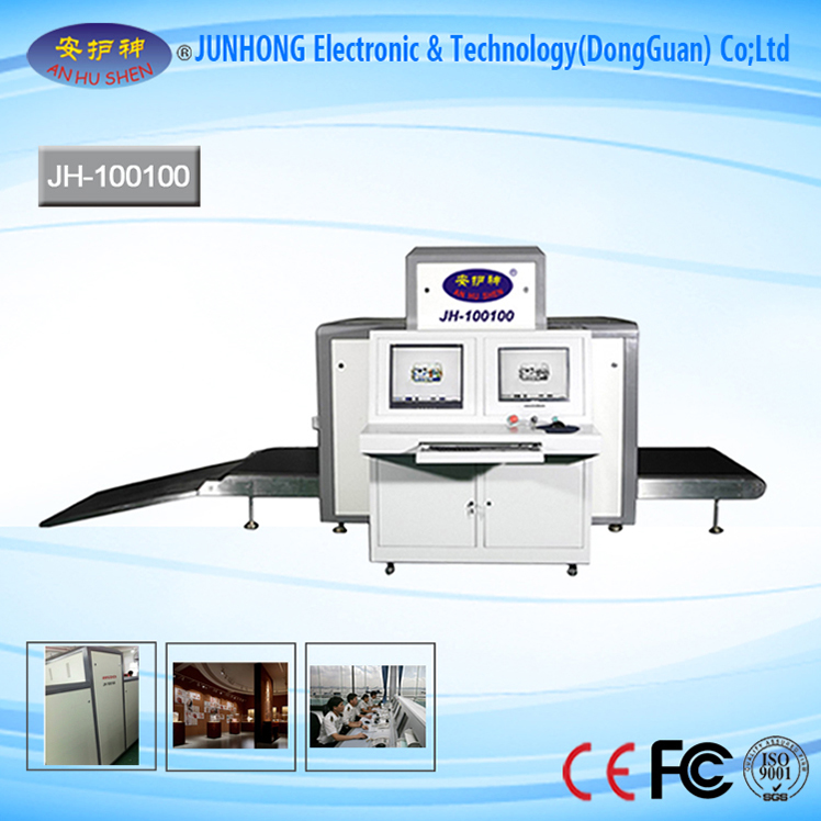 Big Tunnel Size X-Ray Baggage Scanner