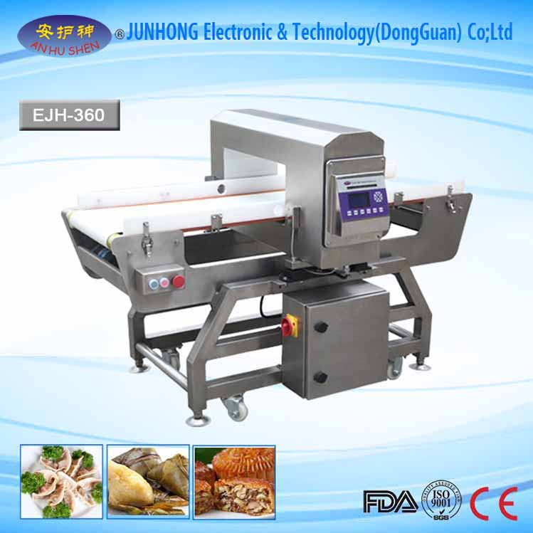 Metal detector for  Foil Packaging Product