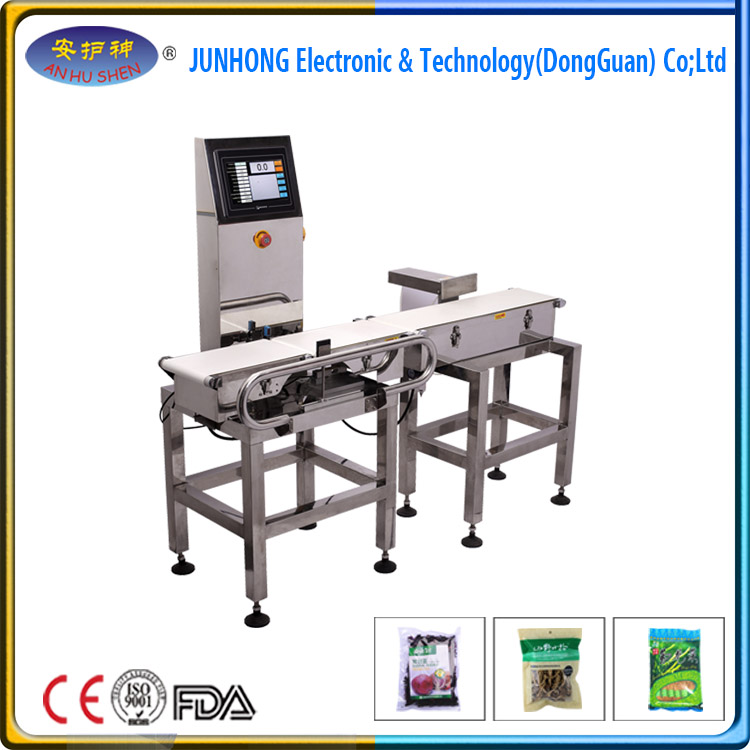 Weight Checking Machine For Snacks Industry