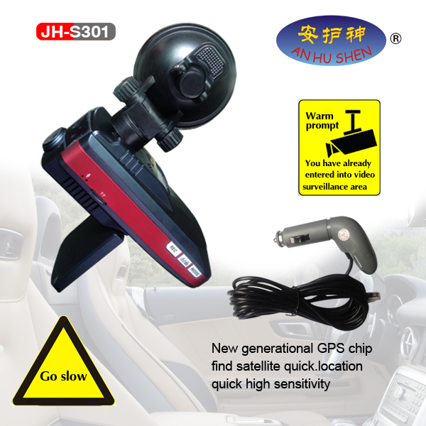 Professional Radar Detector with Gps Database