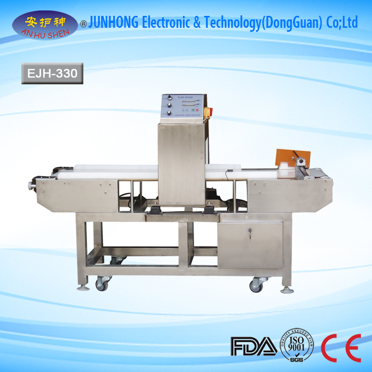 Seafood Production Line Metal Detector