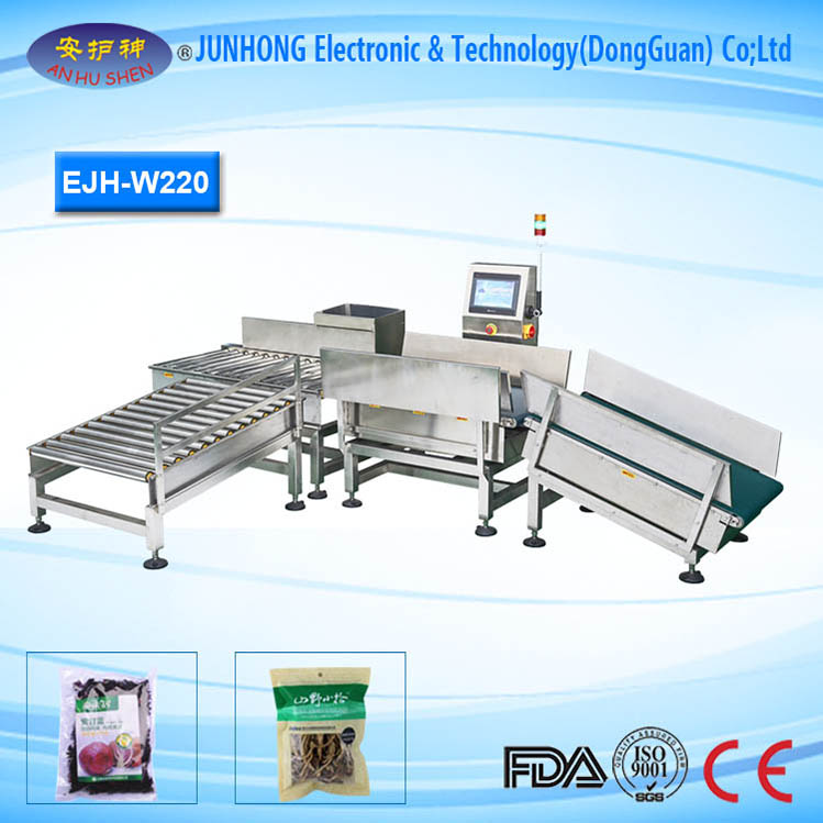 Automatically Weigh and Sort Out Check Weigher