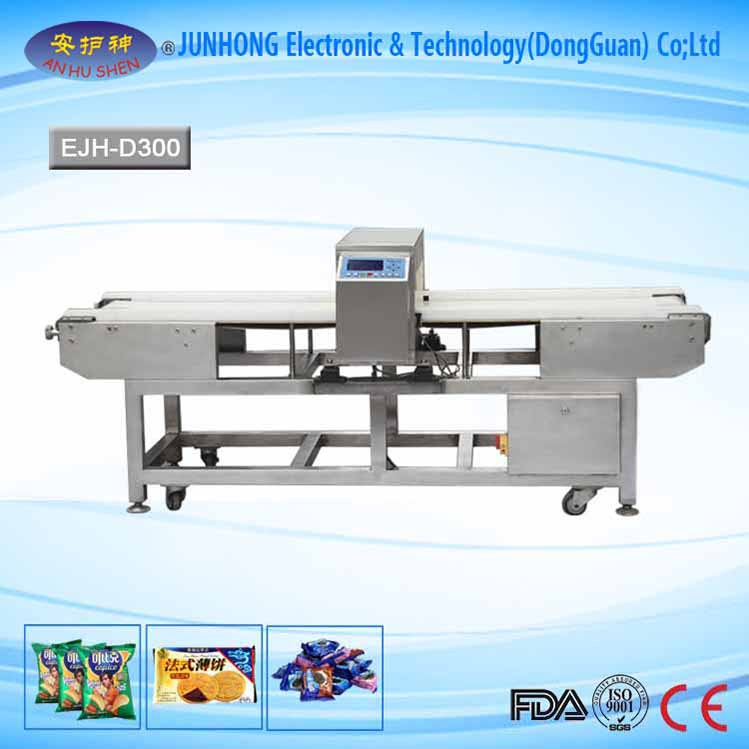 Electronic Metal Detector Machine For Food Industry