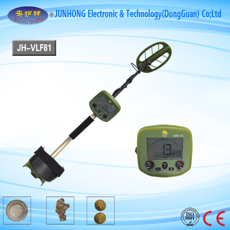 High Precision Metal Detector For Gold And Diamond