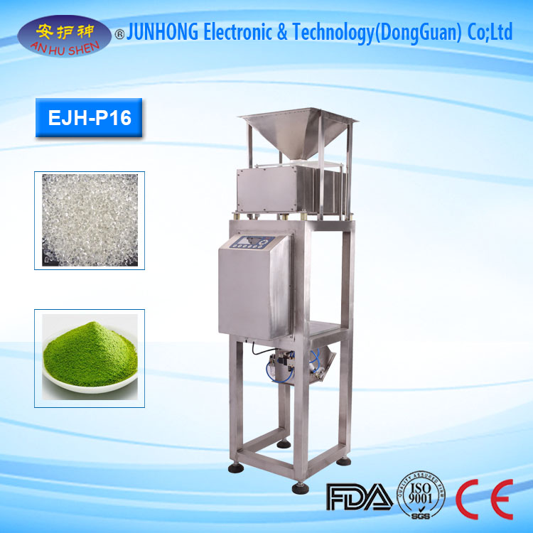 Industrial Metal Detector For Granule/Powder Food