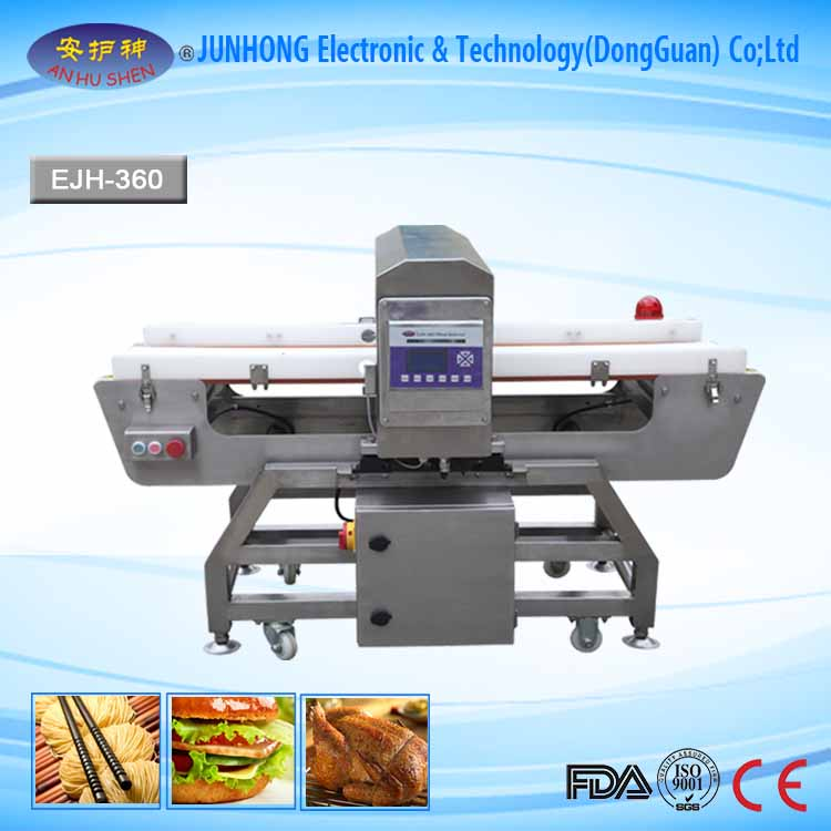 Garment Conveyor Industrial Metal Detector