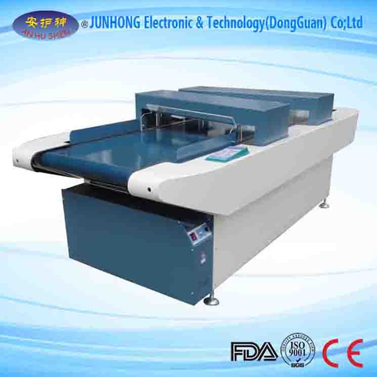 Easily Operating Needle Detector with Led Panel