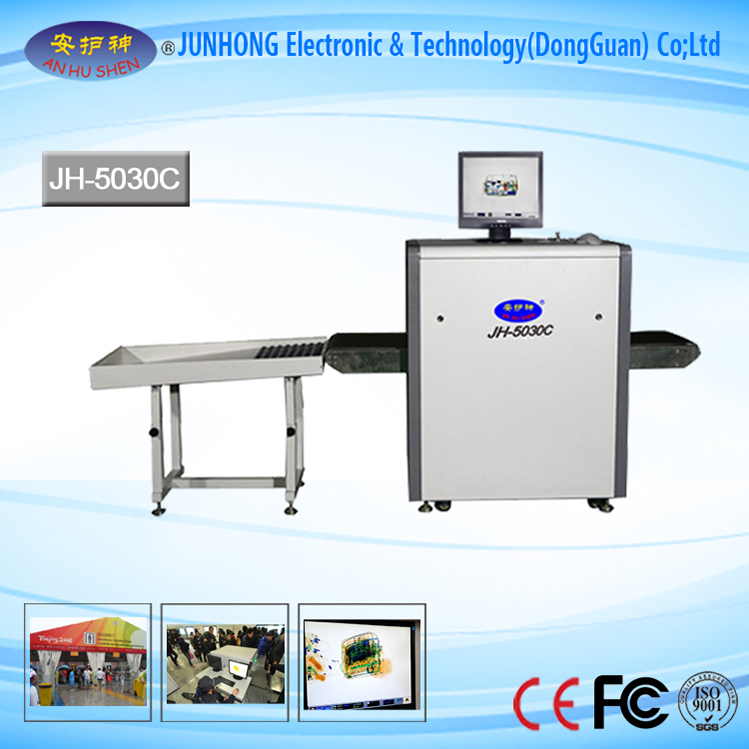 X Ray Luggage Scanner Inspection Systems Machine