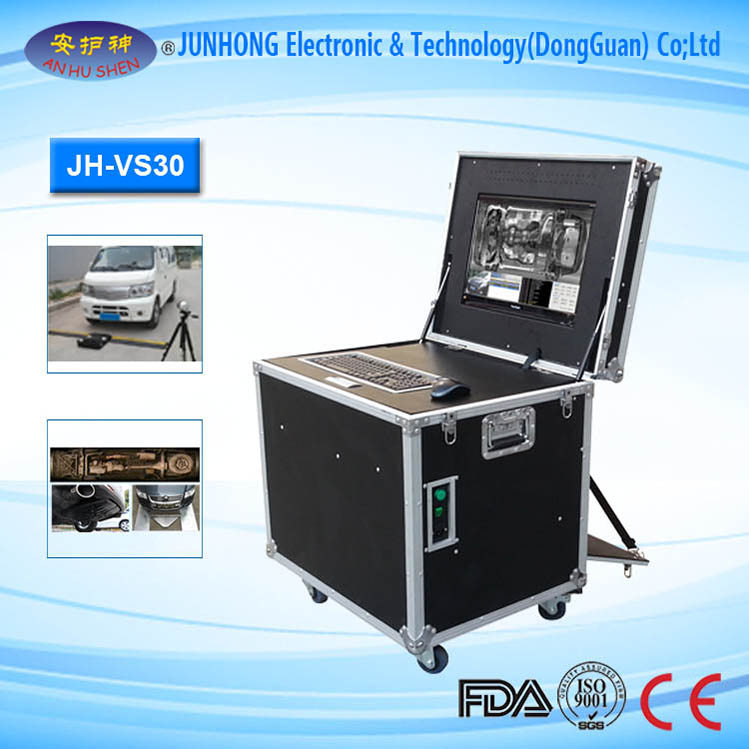 Professional Under Vehicle Inspection System