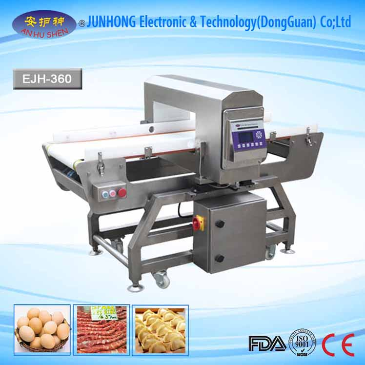 Processing Snack Food Metal Detector