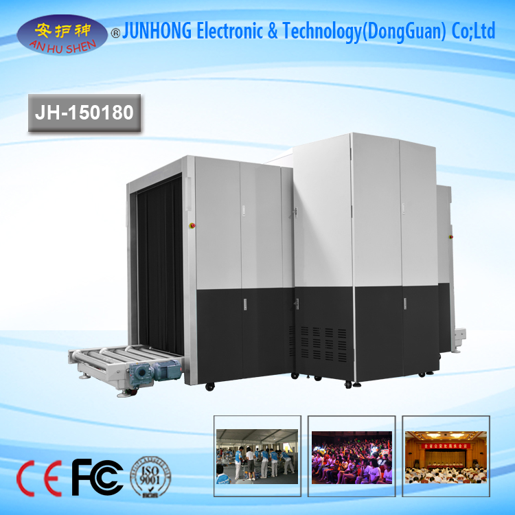 2017 Best-Selling X-Ray Screening Machine for Luggage