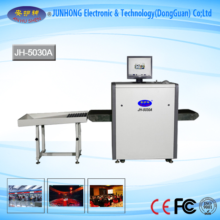 Small Size X Ray Scanner Luggage scanner
