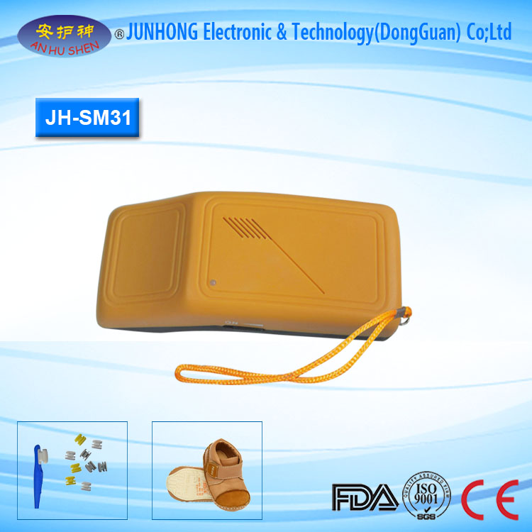 Industrial Hand Held Needle Scanner for Shoemaking