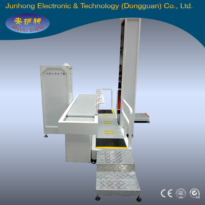 Various Advantages X-Ray Security Detector