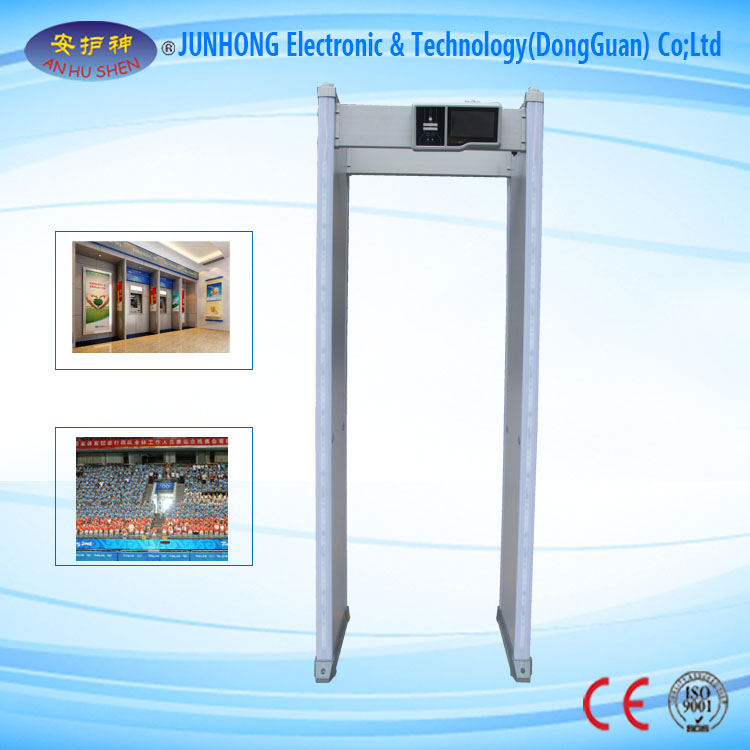 Hot Sale Door Frame Walk Through Metal Detector