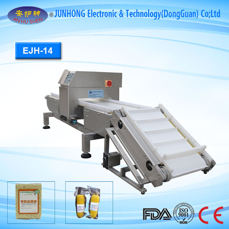 Metal Detection Instrument For Food