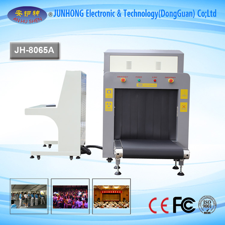 International Safety Standard X Ray Scanner for Airport