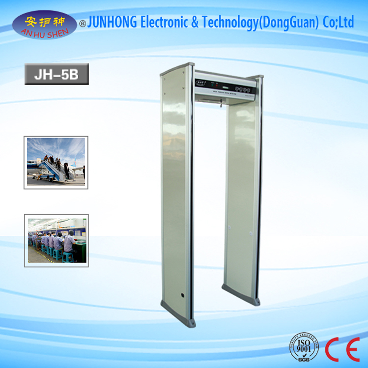 Airport Metal Detector Body Scanner